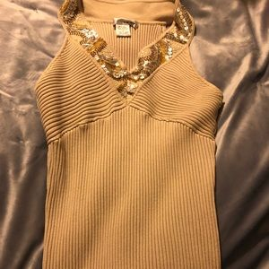 Tops - Small ❤️golden sweater
